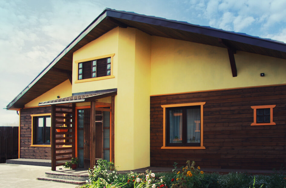 Дом на ул. Отрадная