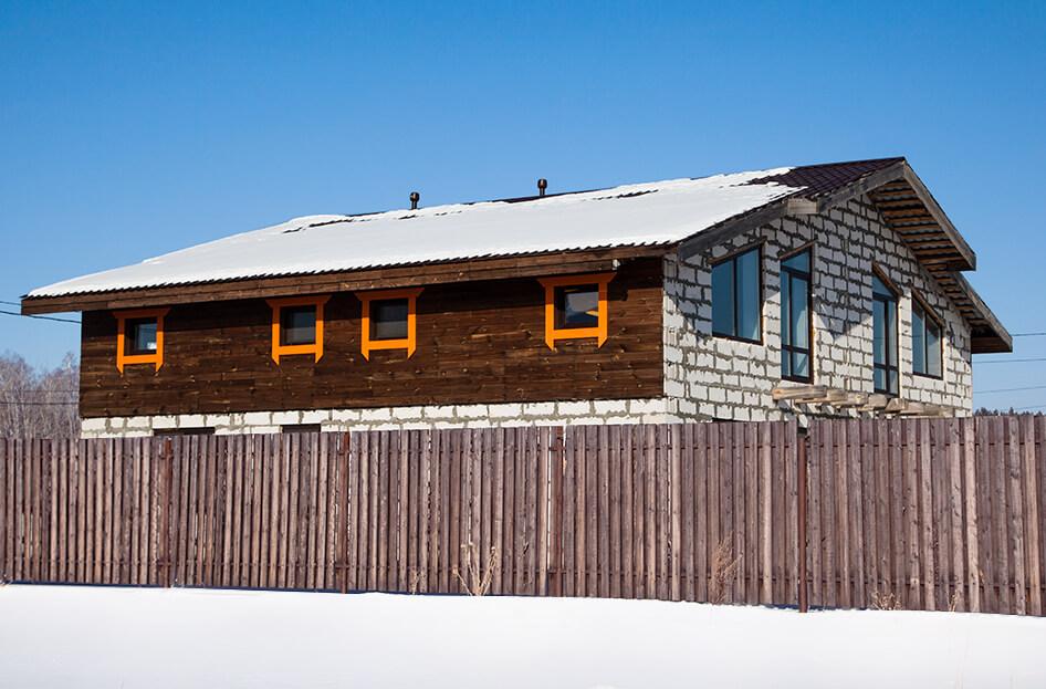 Дом на ул. Мирная